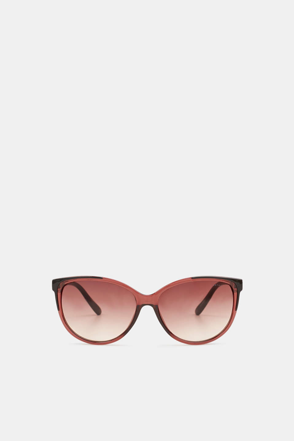 Sunglasses with transparent frame, LCCRANBERRY, detail image number 0