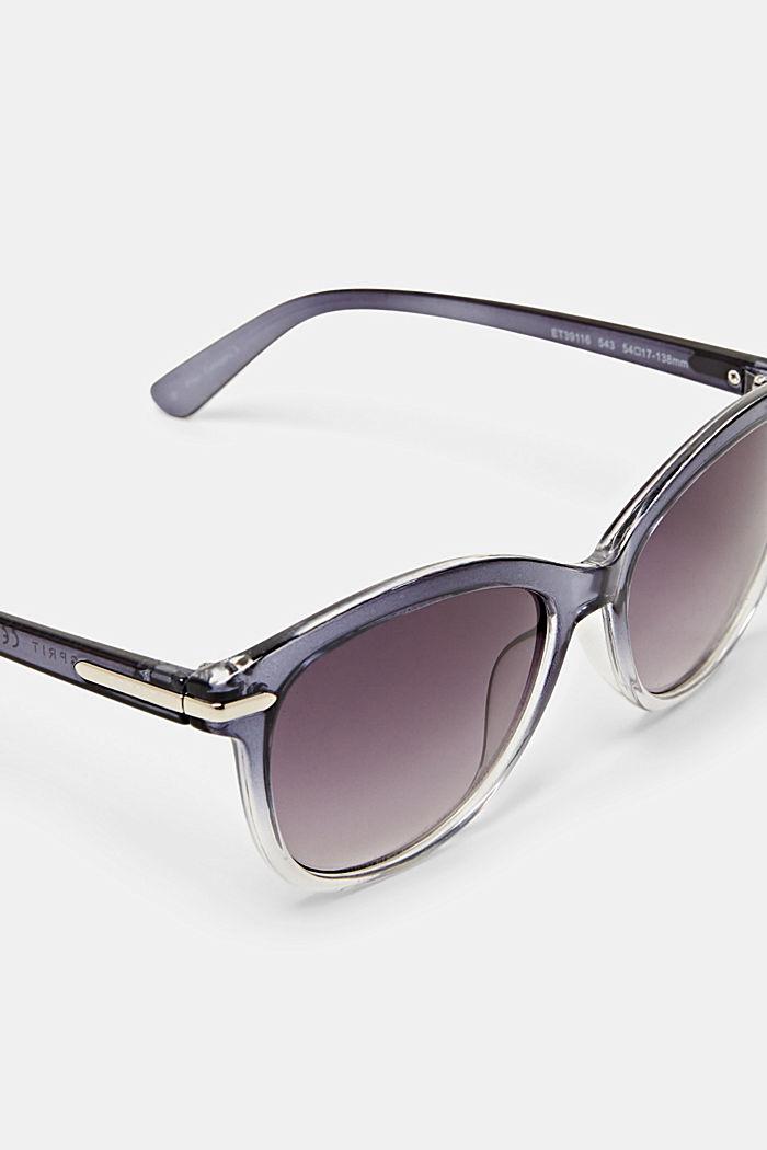 Graduated colour sunglasses, BLUE, detail image number 1