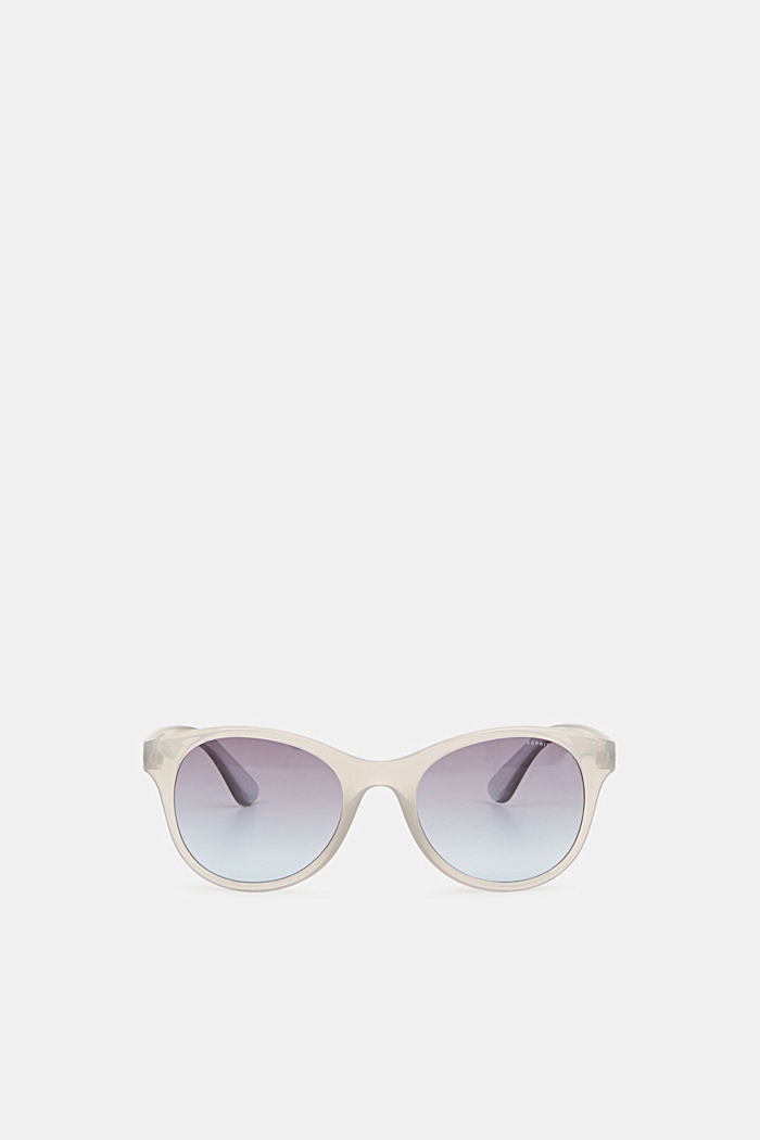 Sonnenbrille mit zeitlosem Design, GREY, detail image number 0