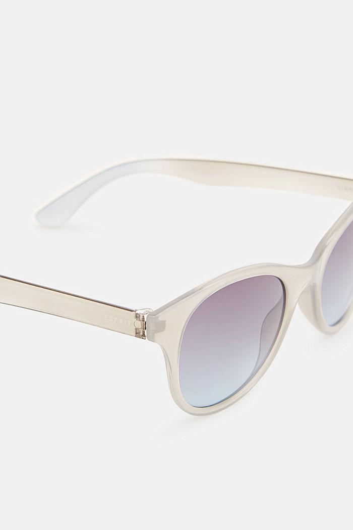 Sonnenbrille mit zeitlosem Design, GREY, detail image number 1