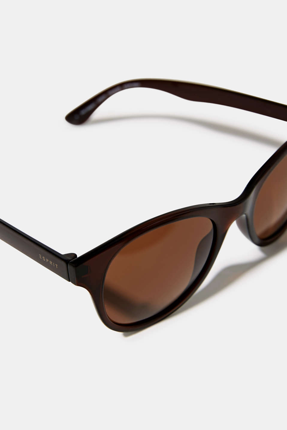 Sunglasses with a timeless design, LCBROWN, detail image number 1