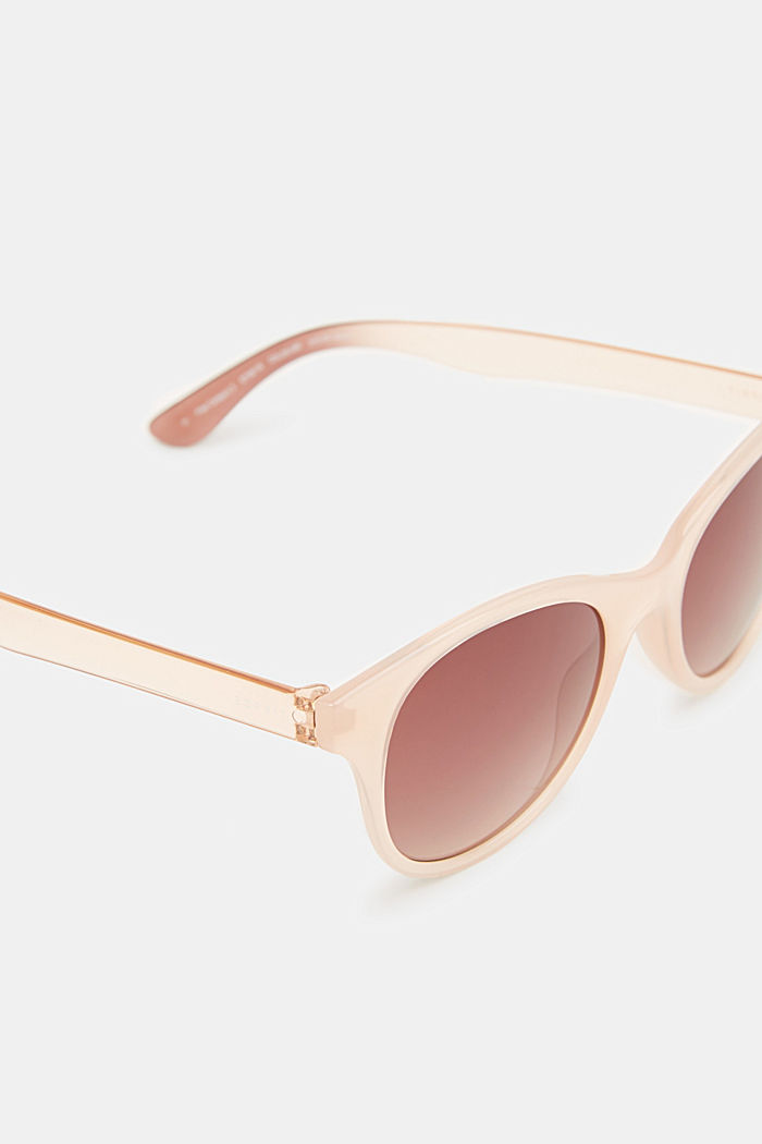 Sunglasses with a timeless design, BEIGE, detail image number 1