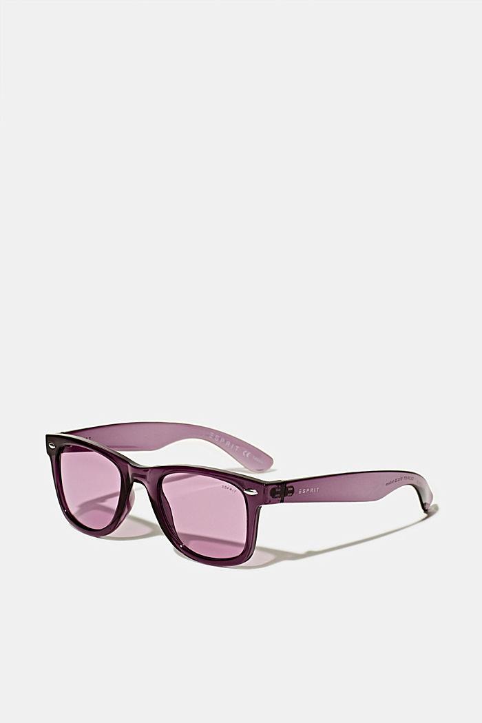 Sonnenbrille aus Kunststoff