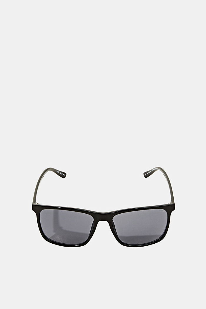 Lightweight acetate sunglasses