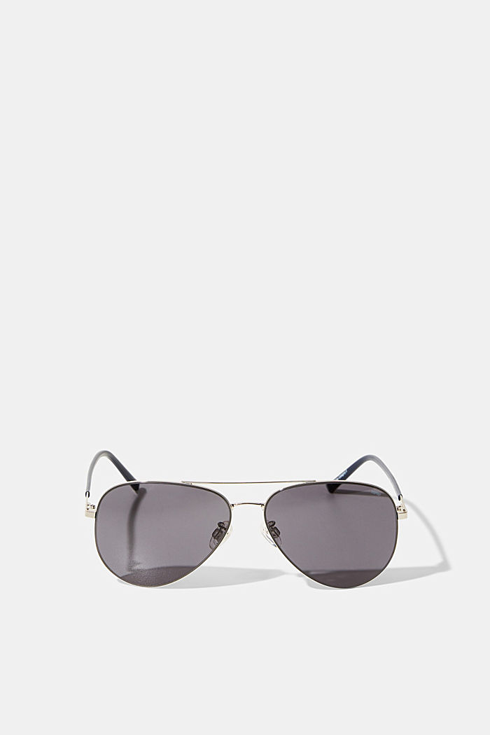 Aviator-style sunglasses, GREY, detail image number 0