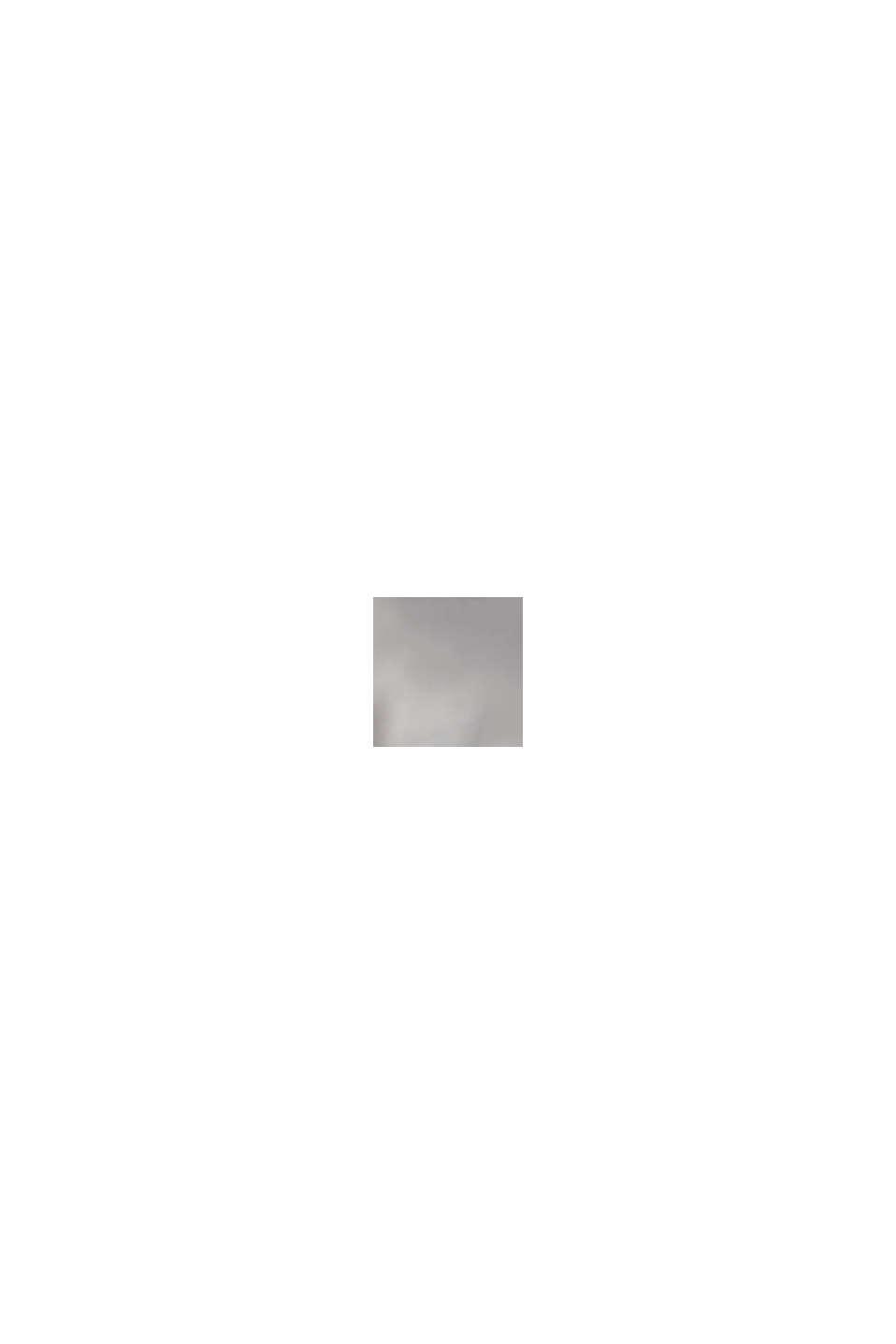 Occhiali da sole rotondi in materiale misto, GREY, swatch