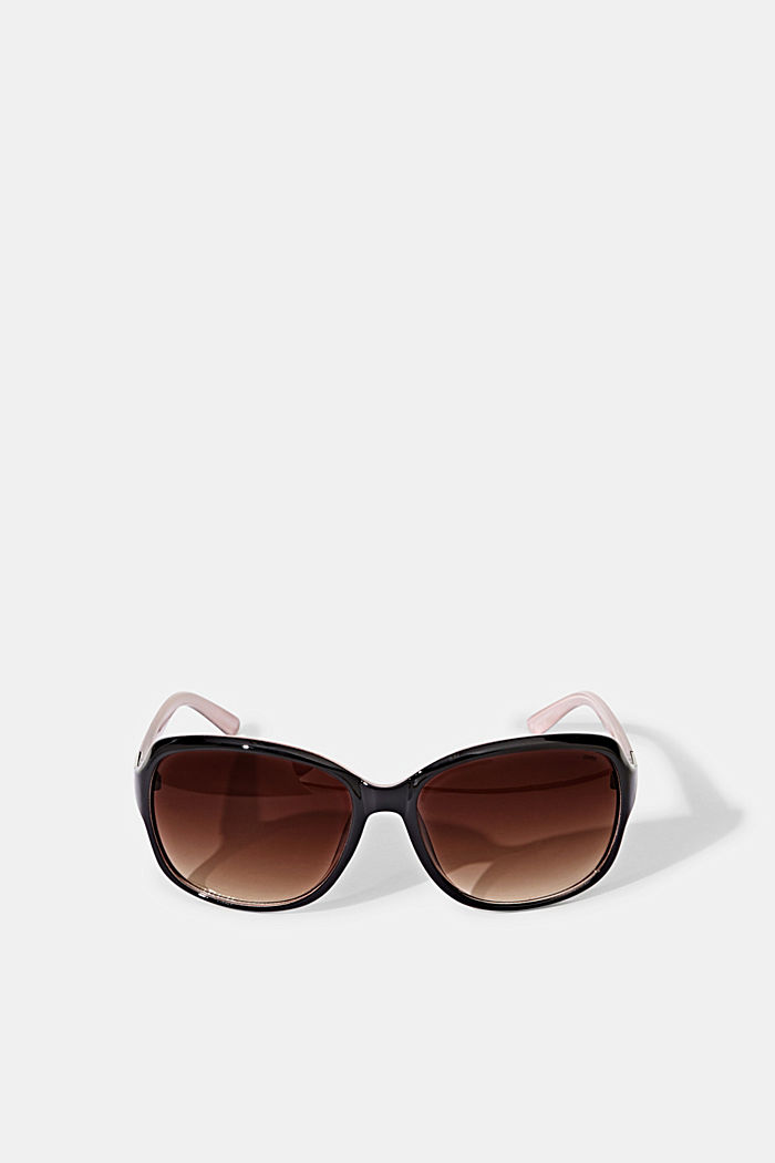 Sunglasses with a timeless design, BROWN, detail image number 0