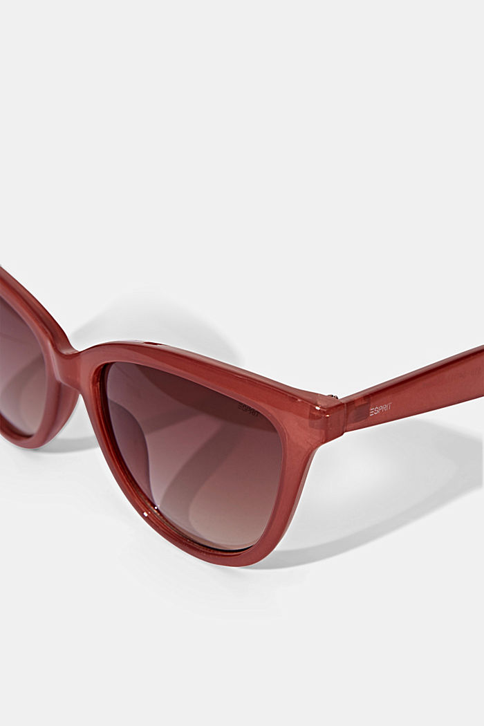 Harmonious sunglasses in a cat-eye design, ROSE, detail image number 1