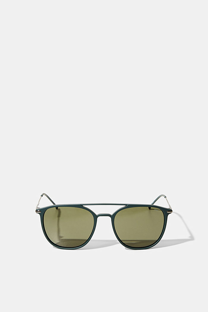 Sunglasses with a timeless design, OLIVE GREEN, detail image number 0