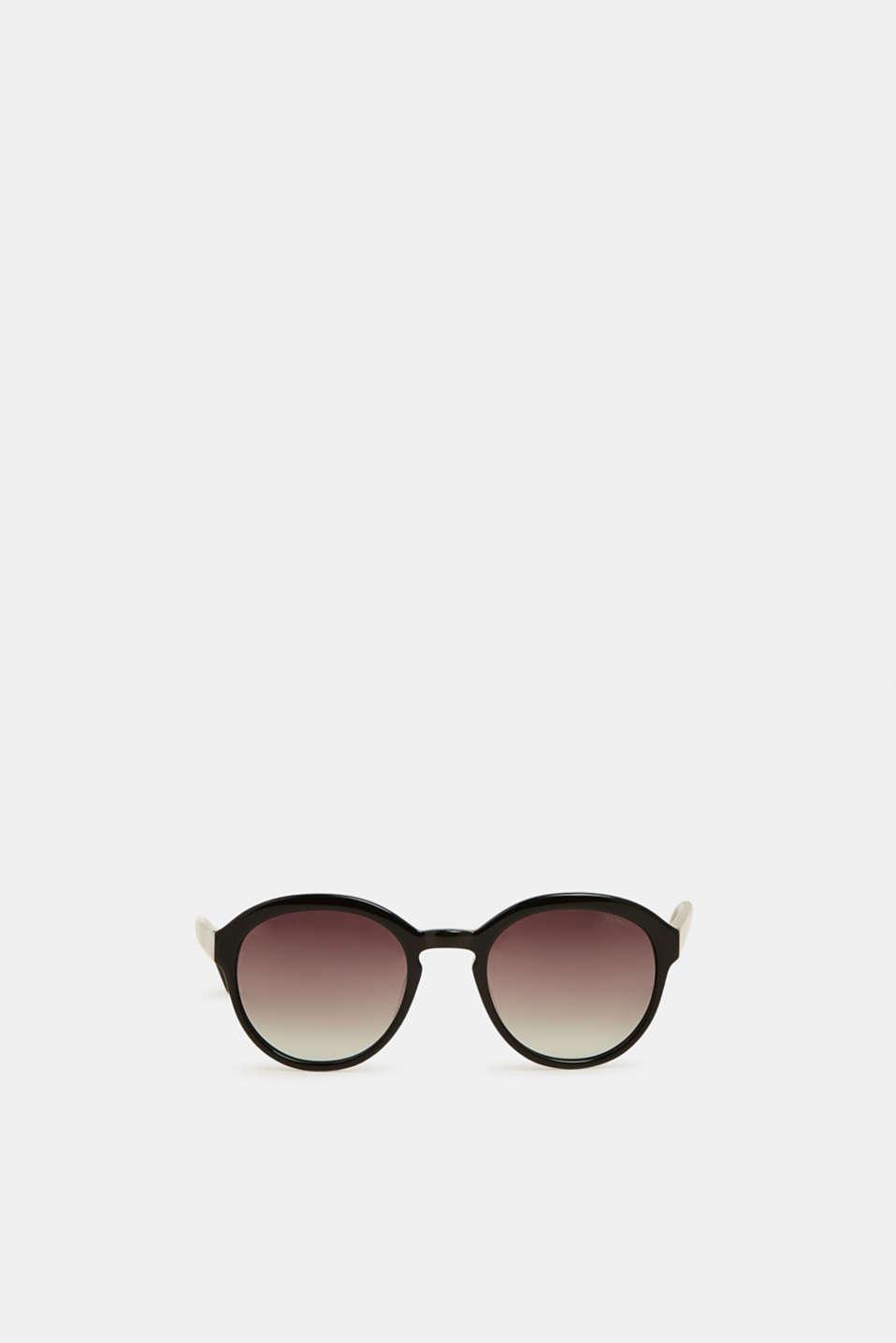 100% biodegradable sunglasses, BLACK, detail image number 0