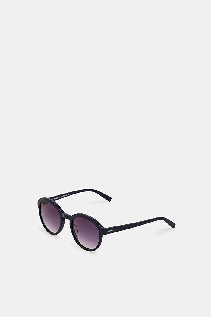 Sonnenbrille zu 100% biologisch abbaubar, BLUE, detail image number 0