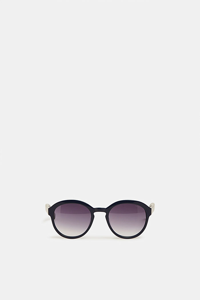 Sonnenbrille zu 100% biologisch abbaubar, BLUE, detail image number 1