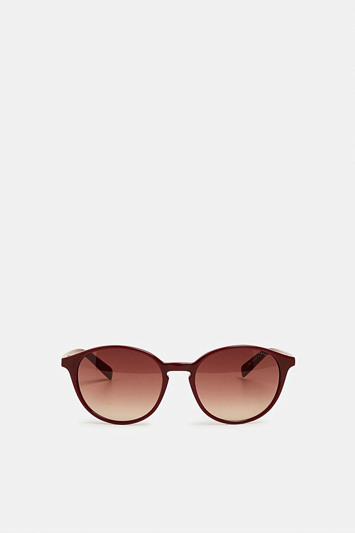 Zonnebril voor 100% biologisch afbreekbaar, RED, detail image number 1