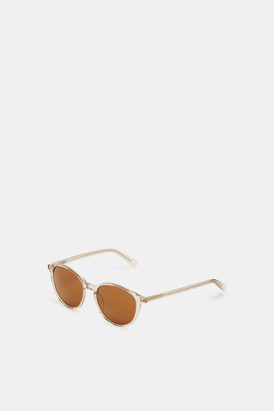 100% biodegradable sunglasses, BROWN, detail image number 1