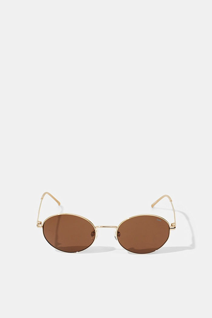 Sunglasses, GOLD, detail image number 0