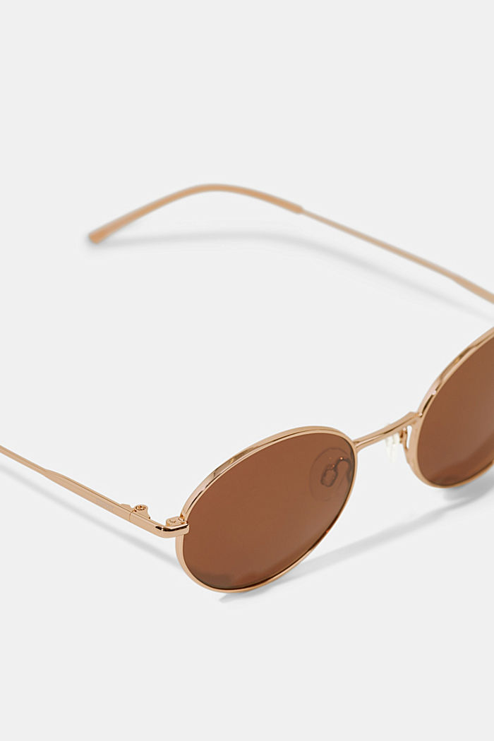 Sunglasses, GOLD, detail image number 1