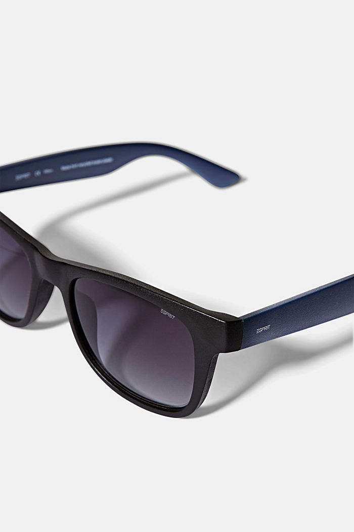 Recycled: ECOllection sunglasses, NAVY BLUE, detail image number 1