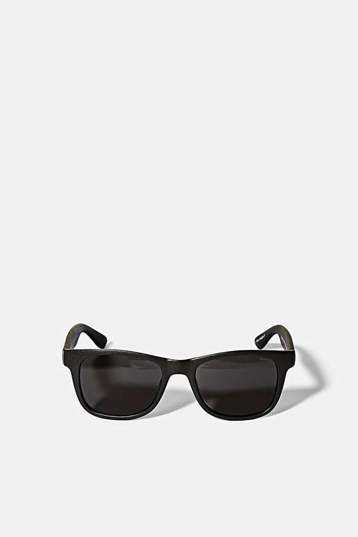 Recycled: ECOllection sunglasses, BLACK, detail image number 0