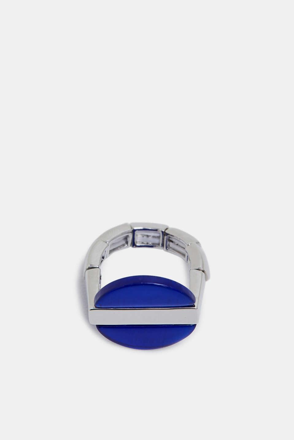 Esprit Art Deco Com esprit - statement ring in an art deco design at our online shop