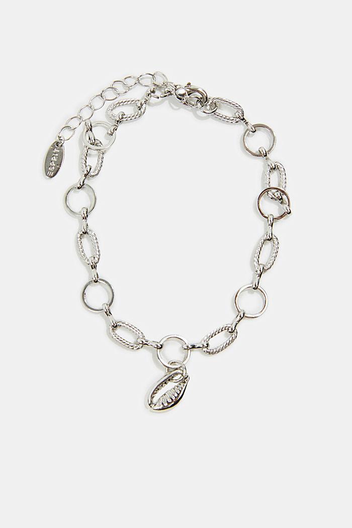 Metal anklet, SILVER, detail image number 0