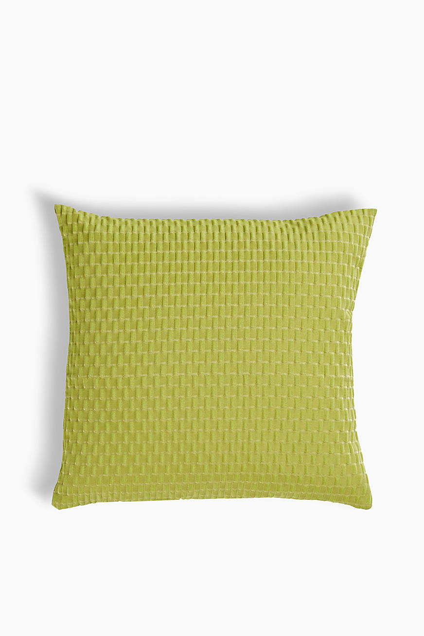 e-beat woven cushion cover