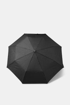 Mini pocket-sized umbrella, ultra-light, ONE COLOUR, detail