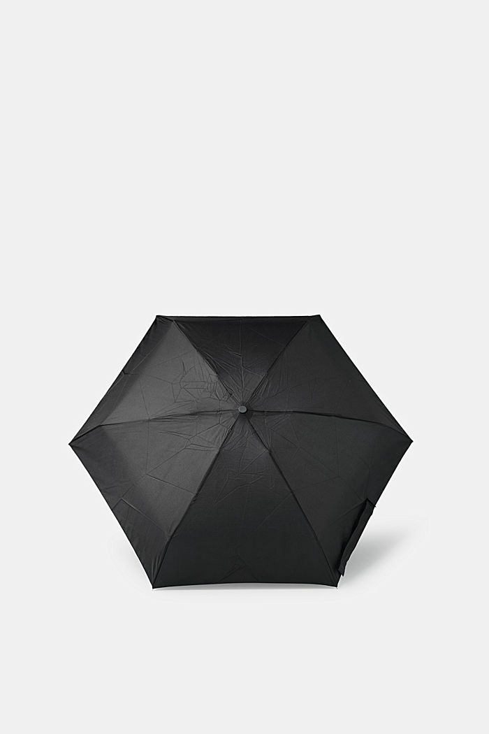 Ultra-mini umbrella in a pocket-size format, ONE COLOUR, detail image number 0