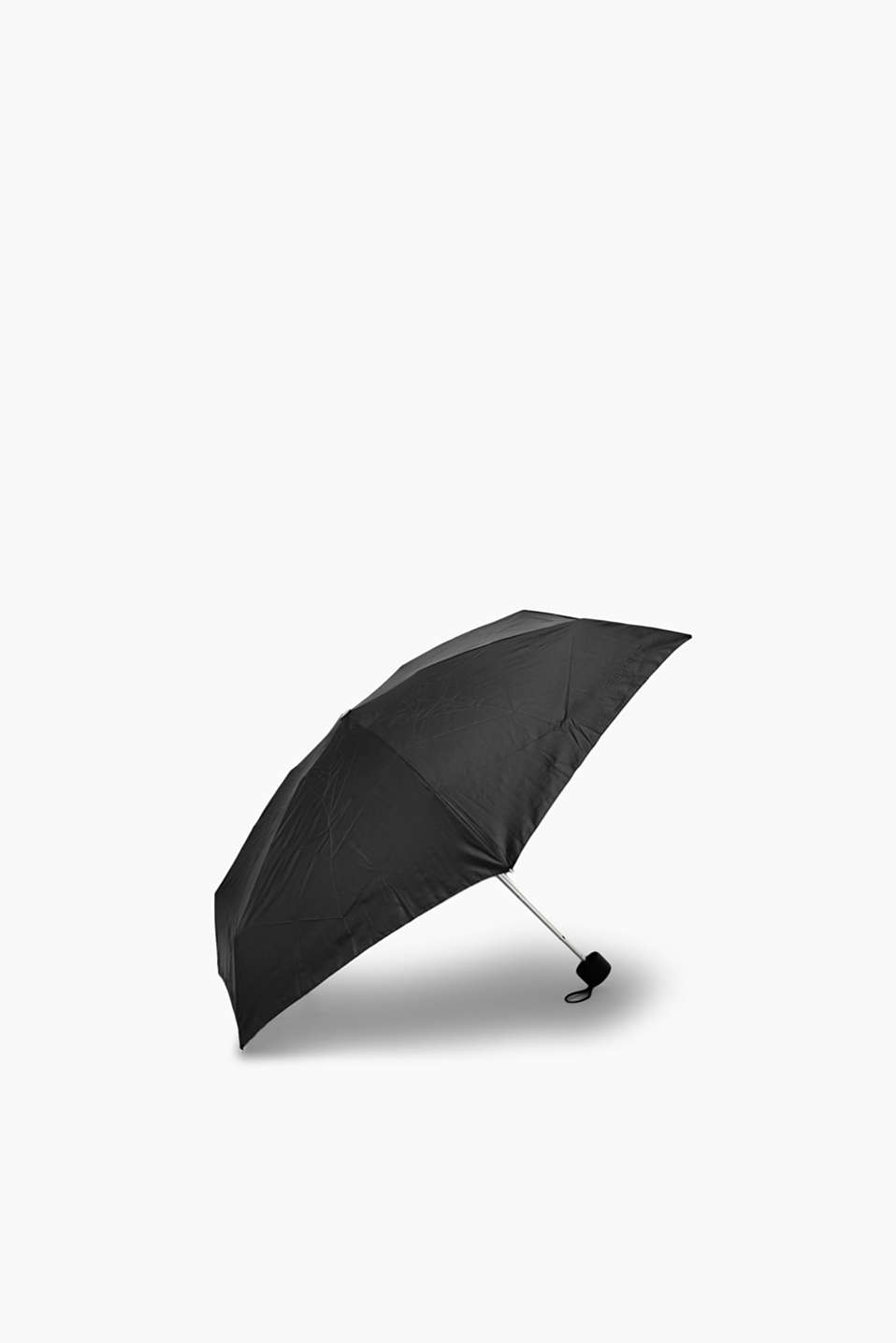 Ultra-mini umbrella in a pocket-size format, one colour, detail image number 1