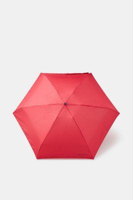 Ultra-mini pocket-size umbrella, ONE COLOUR, detail