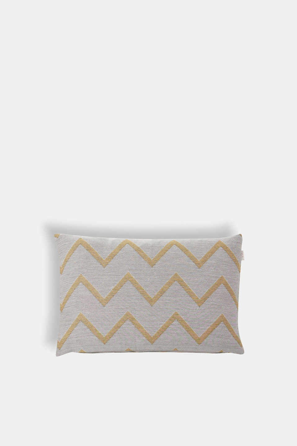 Esprit - Cushion cover made of jacquard fabric
