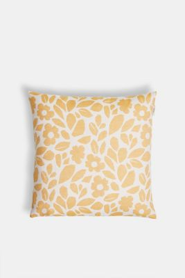 Cushion cover with a floral pattern, MELBA, detail