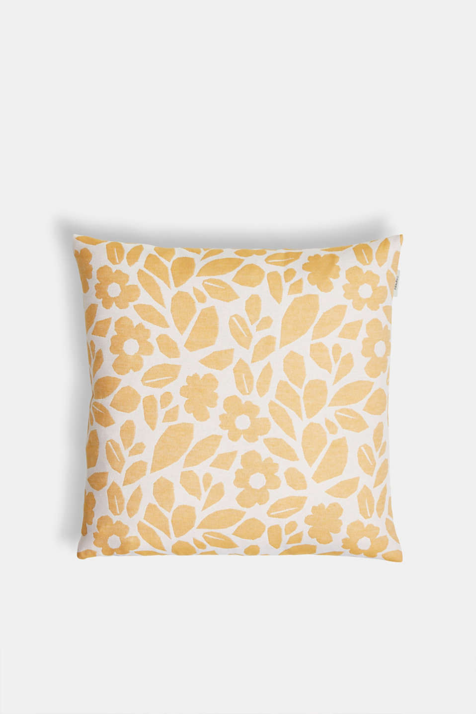 Cushion cover with a floral pattern, MELBA, detail image number 0