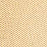Cushion cover with a herringbone texture, YELLOW, swatch