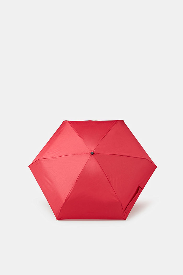 Mini pocket-size automatic umbrella, ONE COLOUR, detail image number 0