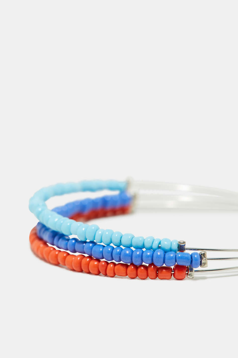 Bracelet with colourful beads