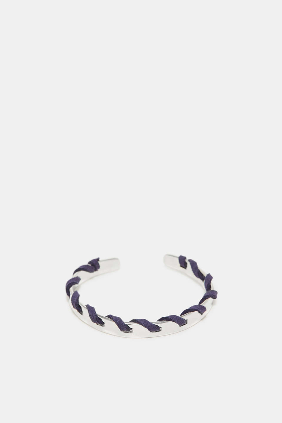 Esprit - Bangle with a braided accent