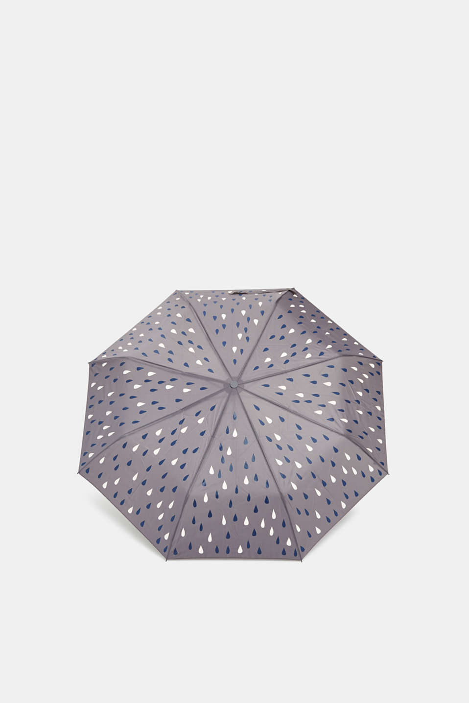 Esprit - Umbrella with a raindrop print