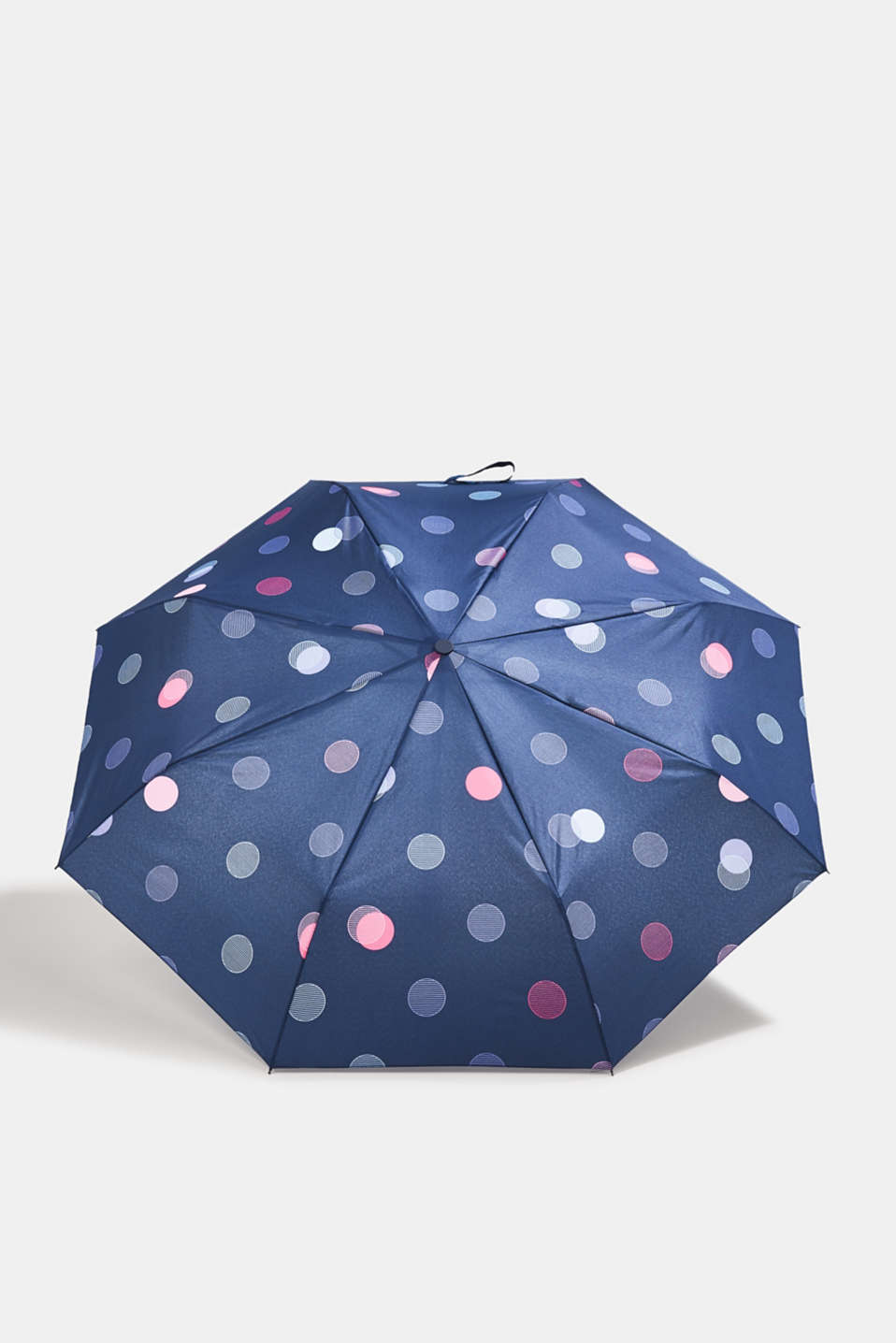 Esprit - Pocket umbrella with nylon bag