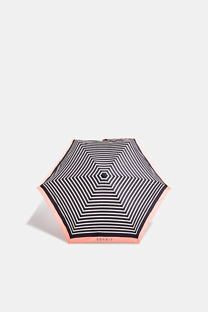 NEON opvouwbare paraplu met strepen, one colour, detail image number 0
