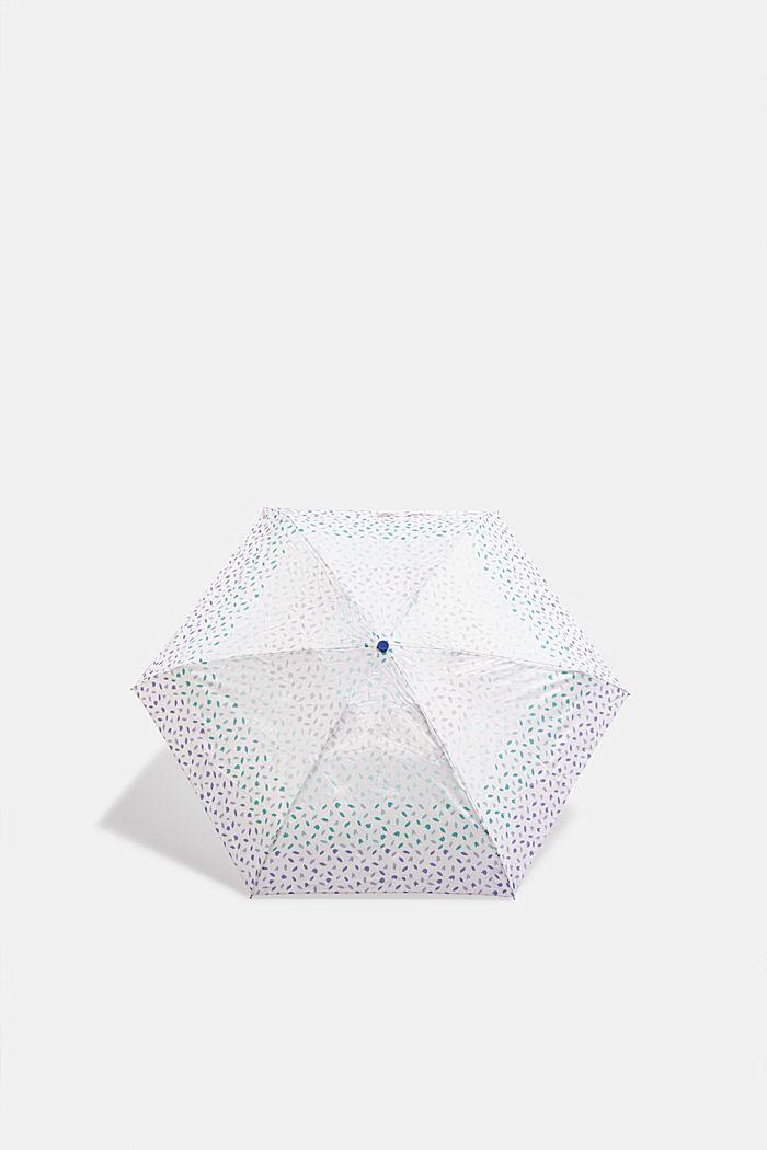Väskparaply med bladmönster, one colour, detail image number 0