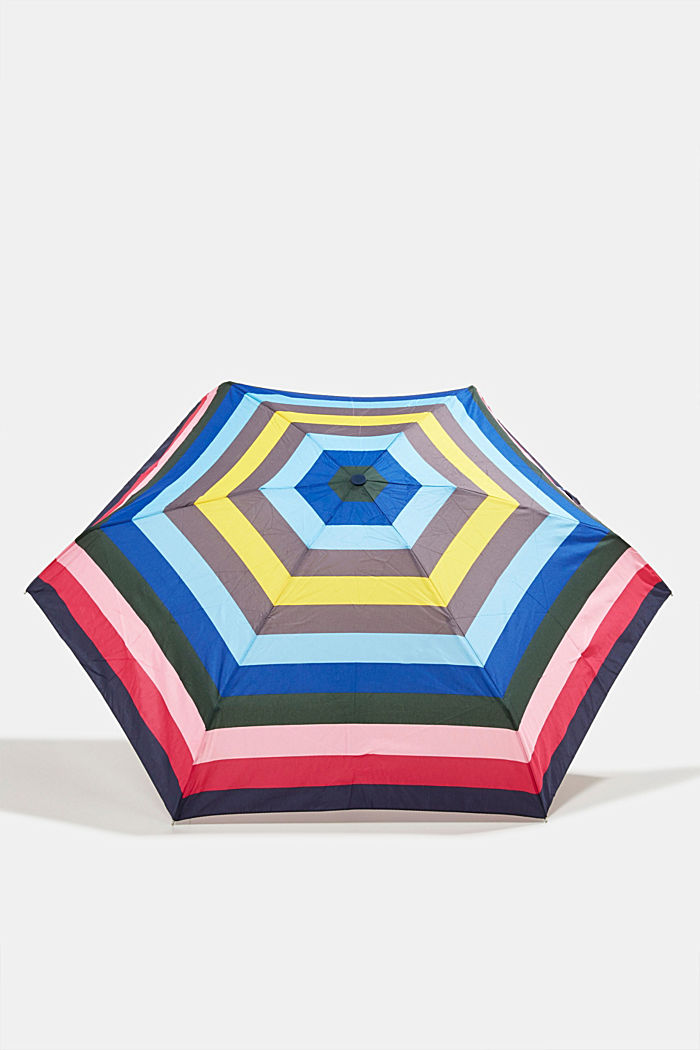 Ultra mini umbrella in a handbag format, one colour, detail image number 0