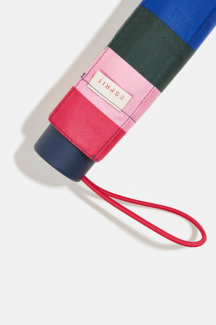 Ultra mini umbrella in a handbag format, one colour, detail image number 1