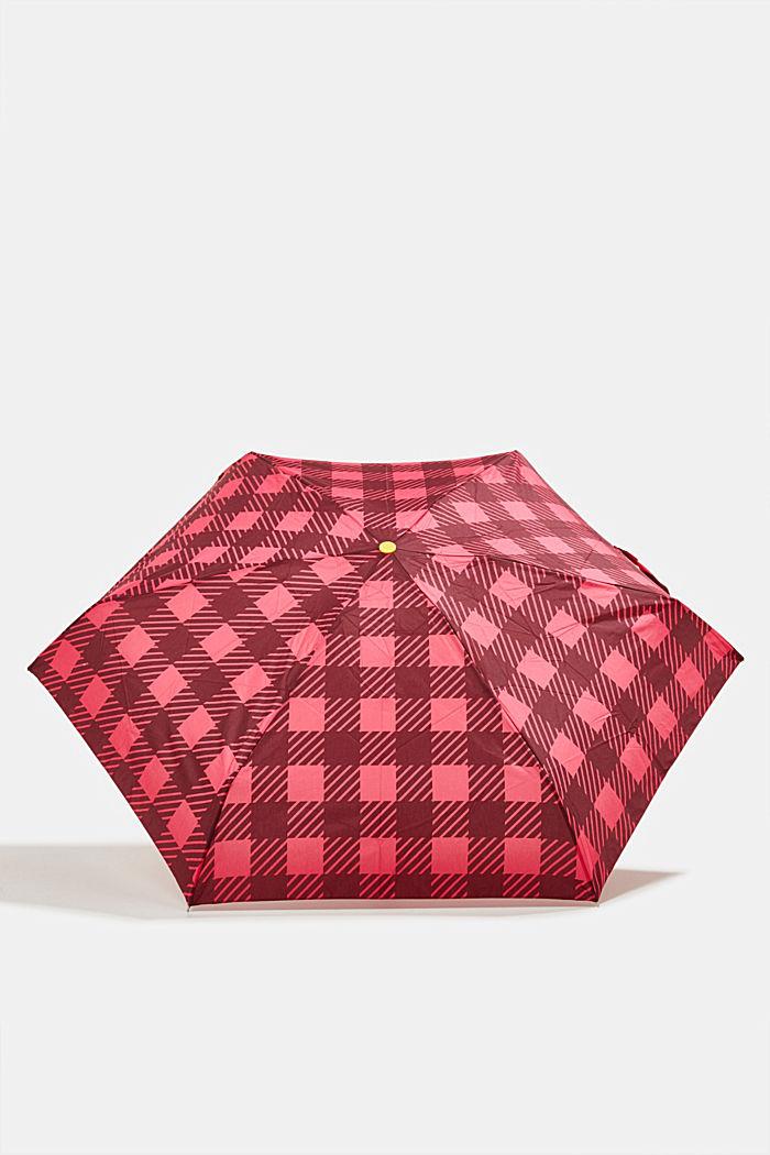 Ultra mini umbrella in a handbag format