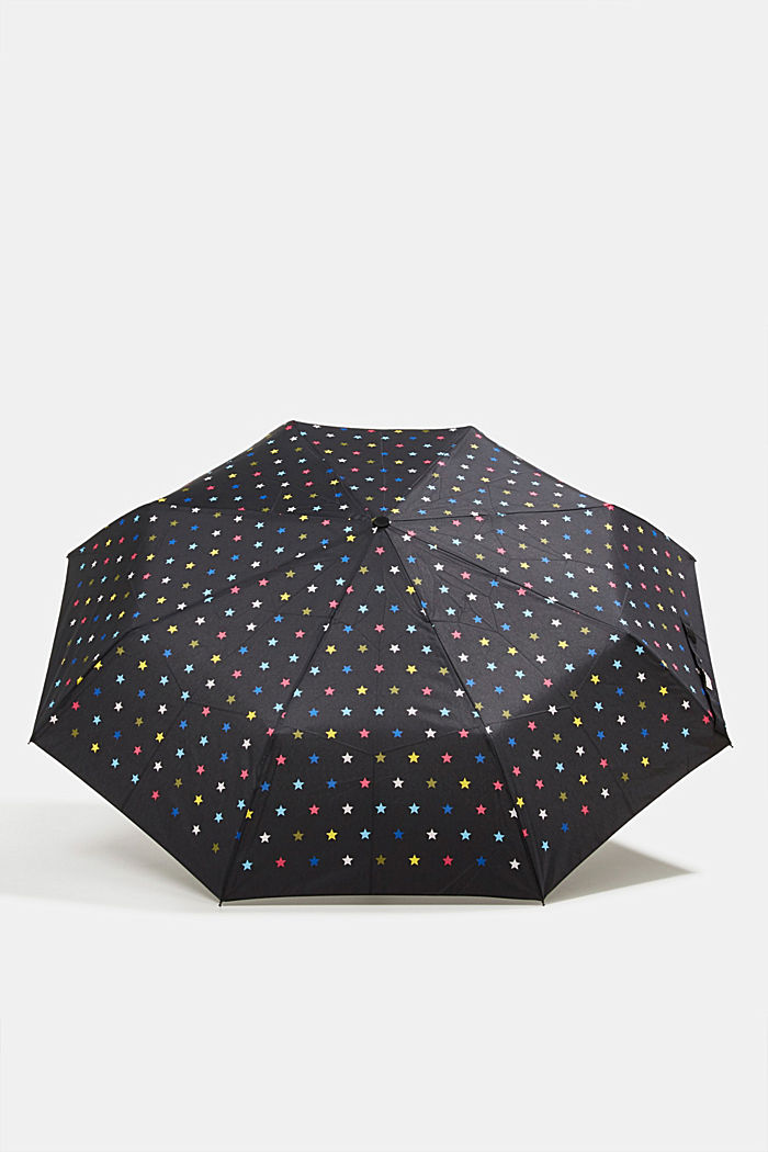 Pocket umbrella with matching shopper, one colour, detail image number 0