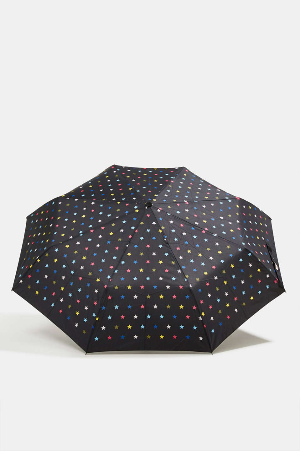 Esprit - Pocket umbrella with matching shopper