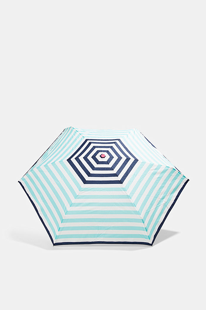 Ultra Mini Schirm im Handtaschenformat, ONE COLOR, detail image number 0