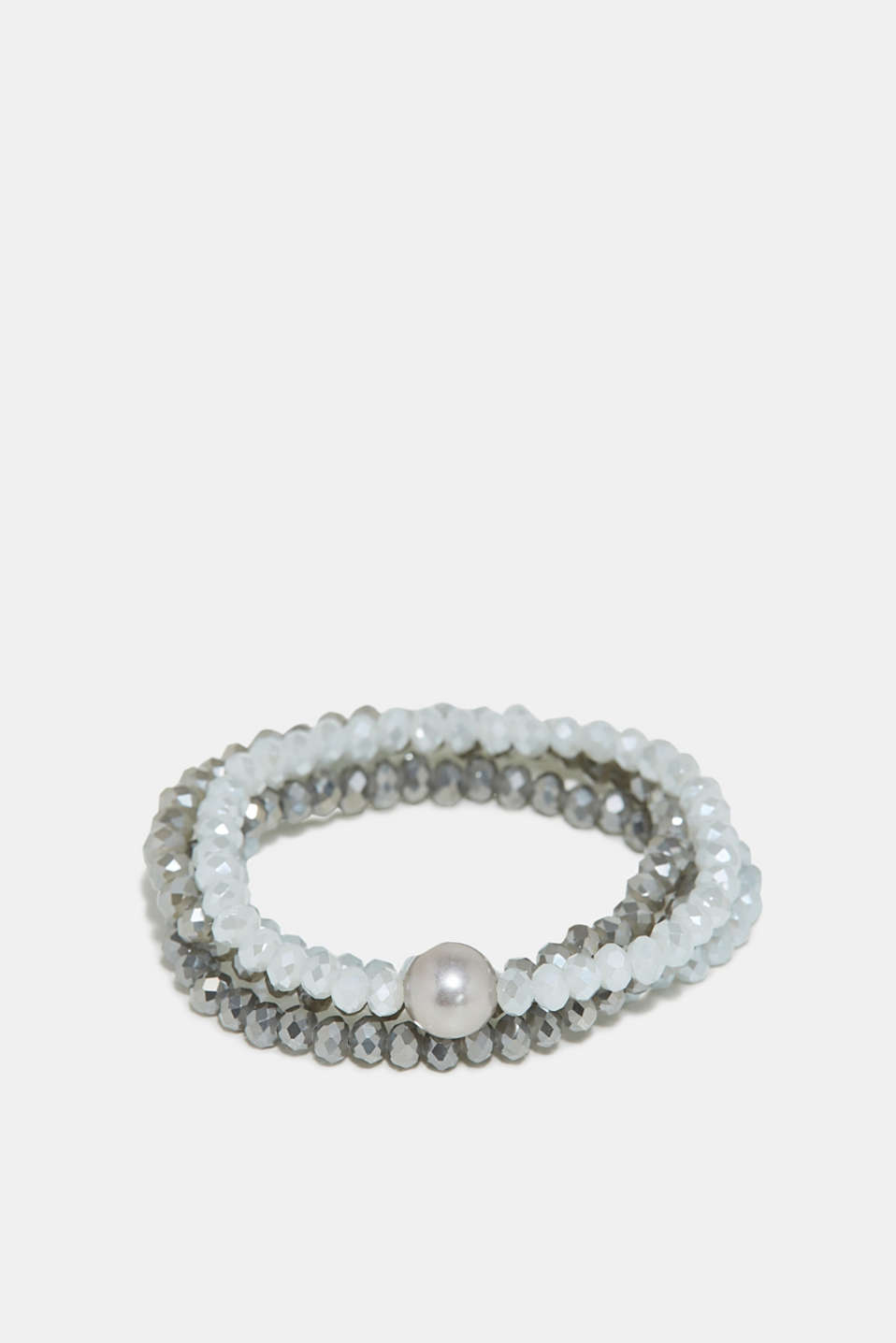 Bracelets Costume Jewellery, SILVER, detail image number 0