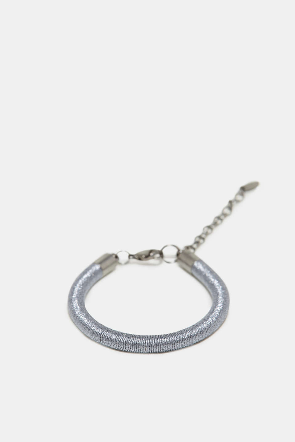 Esprit - Bracelet with metallic fibres