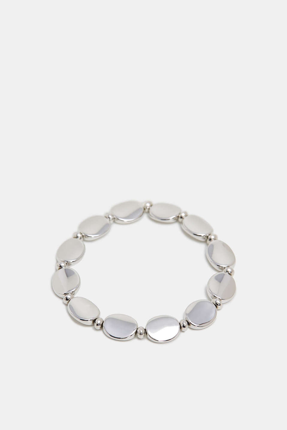 Esprit - Elasticated metal bracelet