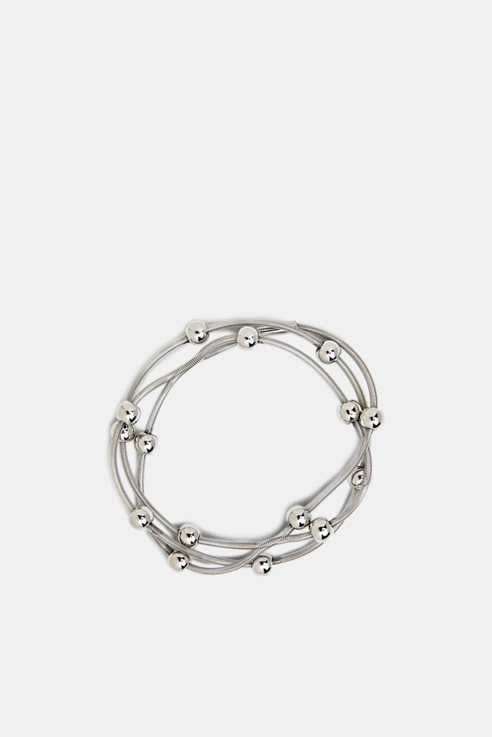 Esprit - Metal beaded bracelet